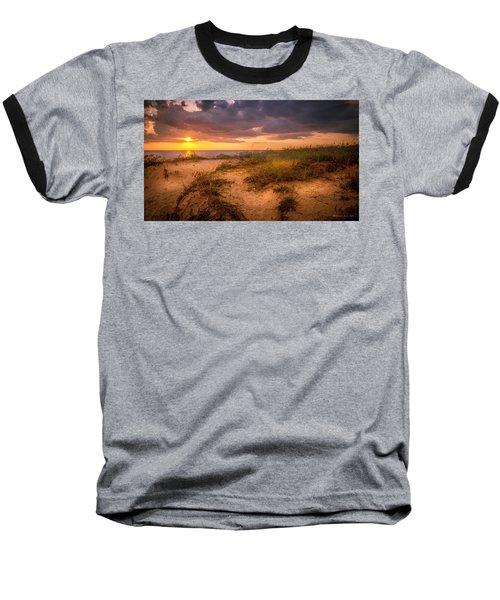 Tranquil Moment Baseball T-Shirt