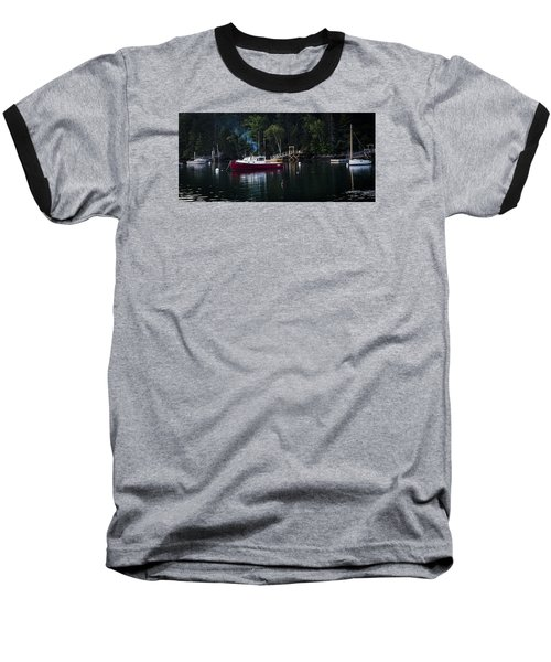 Tranquil Morning Baseball T-Shirt