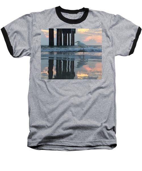 Tranquil Reflections Baseball T-Shirt