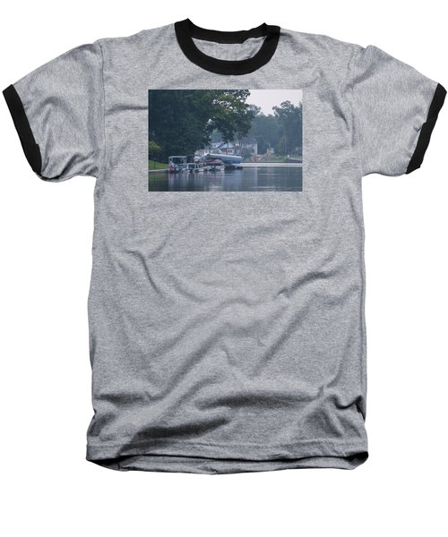 Tranquil River Baseball T-Shirt