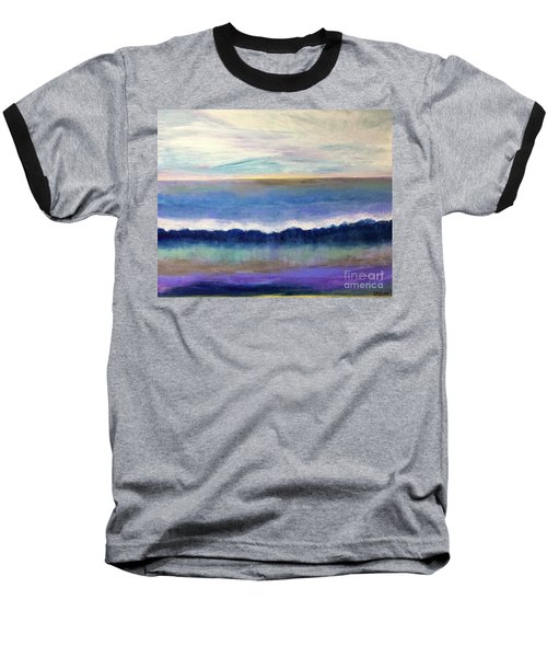 Tranquil Seas Baseball T-Shirt