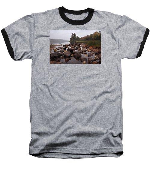Tranquility 3 Baseball T-Shirt