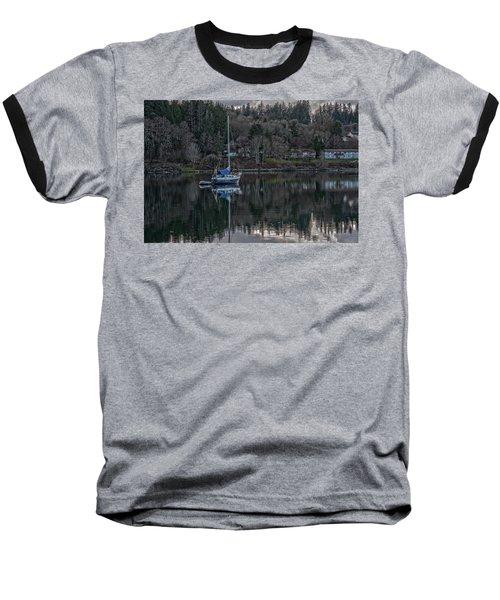 Tranquility 9 Baseball T-Shirt