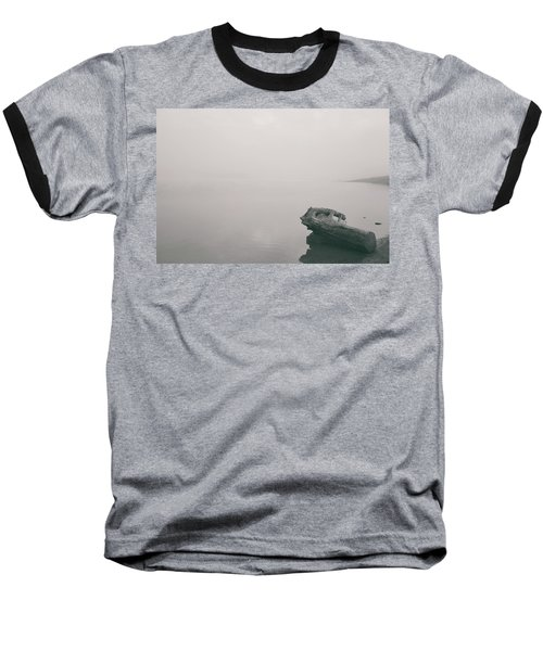 Tranquility By The River Baseball T-Shirt
