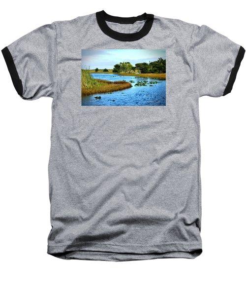 Tranquility... Baseball T-Shirt