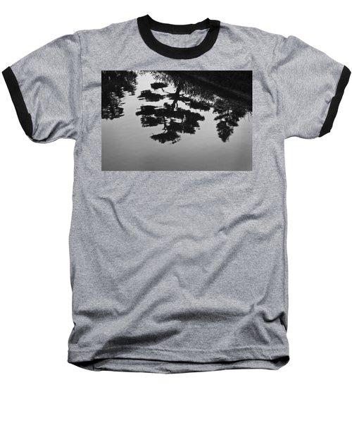 Tranquility II Baseball T-Shirt