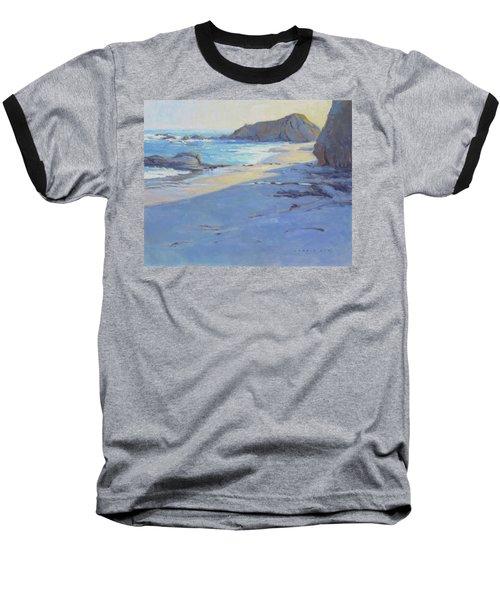 Tranquility / Laguna Beach Baseball T-Shirt