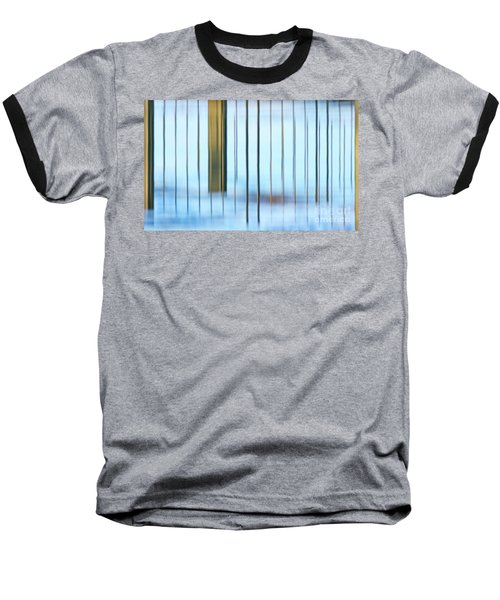 Baseball T-Shirt featuring the photograph Transcendental... by Nina Stavlund