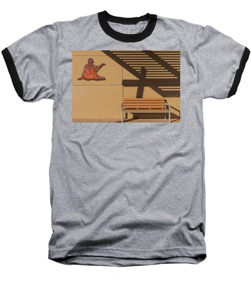 Baseball T-Shirt featuring the photograph Transcendental by Paul Wear