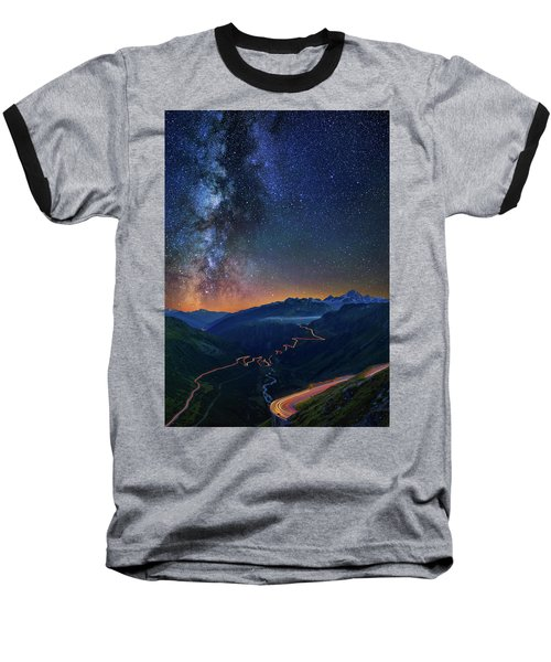Transience And Eternity Baseball T-Shirt