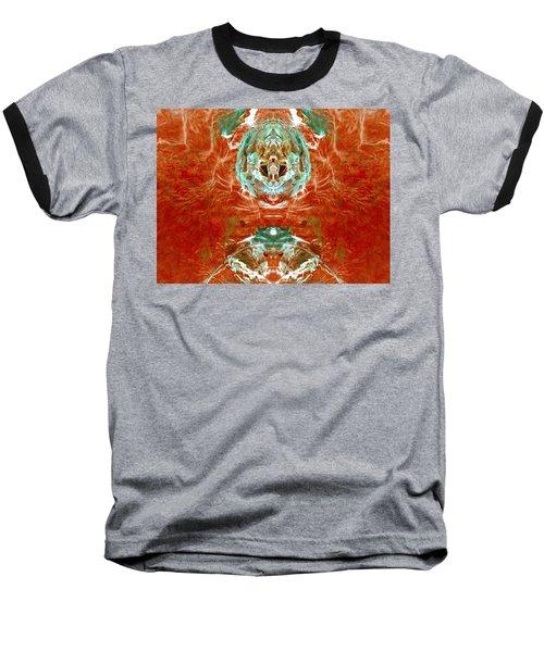 Transitioning Flow Baseball T-Shirt
