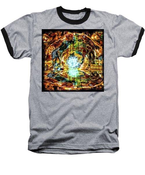 Transmutation Baseball T-Shirt
