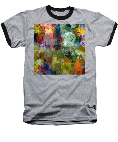 Transparent Layers Two Baseball T-Shirt