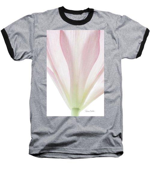 Transparent Lilly II Baseball T-Shirt
