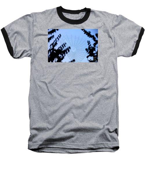 Transparent Web Baseball T-Shirt