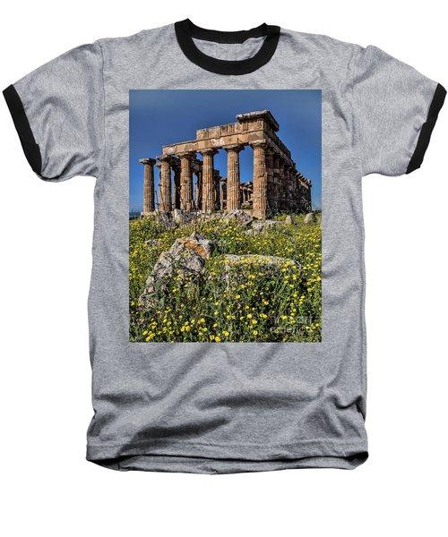 Trapani, Sicily Baseball T-Shirt