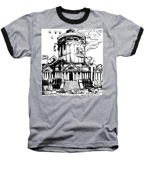 Trash Congress Baseball T-Shirt