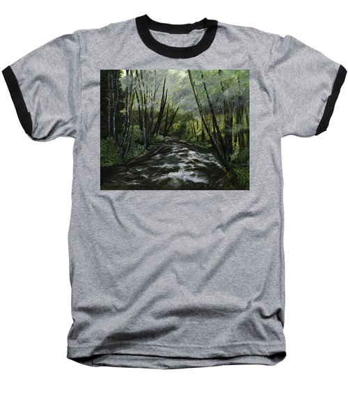 Trask River Baseball T-Shirt