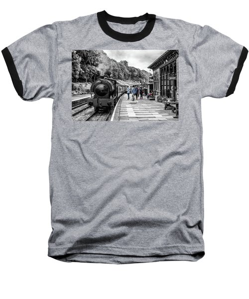 Travellers In Time Baseball T-Shirt