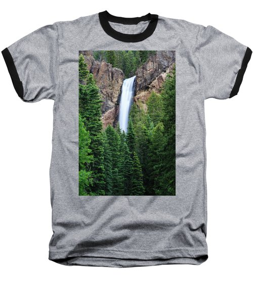 Treasure Falls Baseball T-Shirt