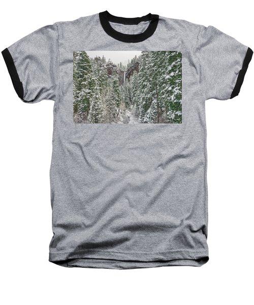 Treasure Falls Is One Of Colorado's Priceless Treasures.  Baseball T-Shirt