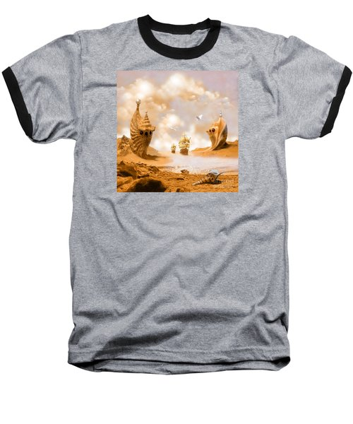 Treasure Island Baseball T-Shirt