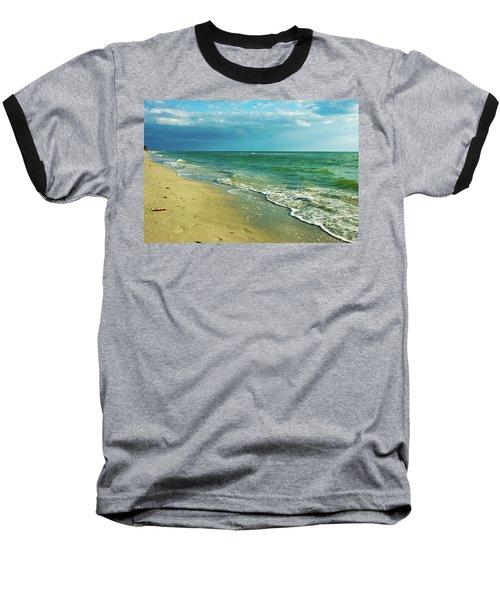 Treasure Island L Baseball T-Shirt by RC Pics