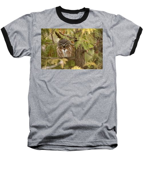 Baseball T-Shirt featuring the photograph Treasures Of The Forest by Everet Regal