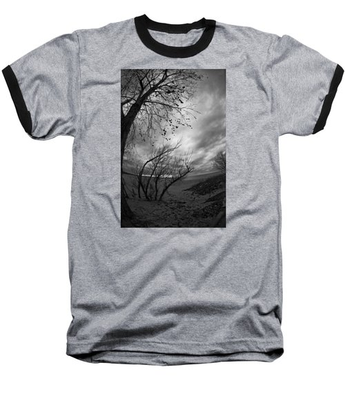 Tree 1 Baseball T-Shirt