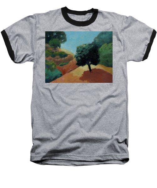Tree Alone Baseball T-Shirt