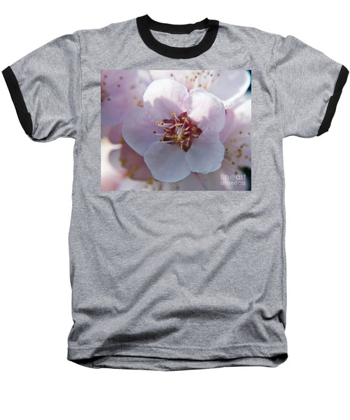 Baseball T-Shirt featuring the photograph Tree Blossoms by Elvira Ladocki