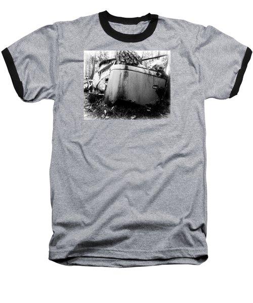 Tree Door Vw Baseball T-Shirt