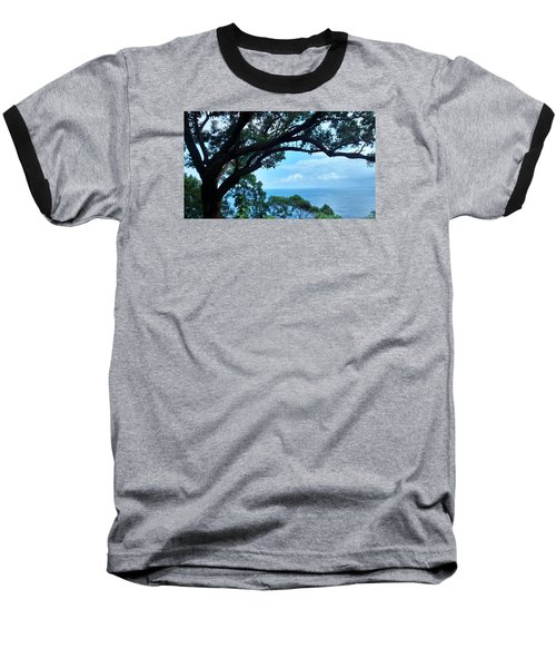 Tree Eyes Baseball T-Shirt