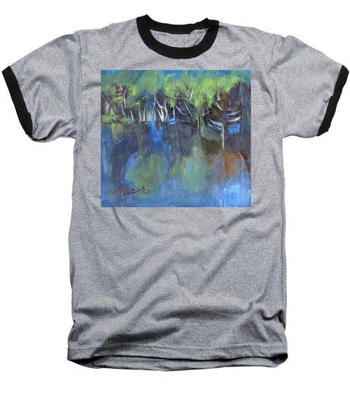 Tree Imagery Baseball T-Shirt