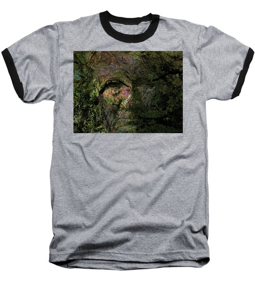 Baseball T-Shirt featuring the photograph Tree Memories # 18 by Ed Hall
