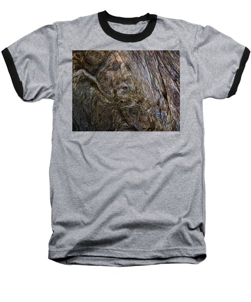 Baseball T-Shirt featuring the photograph Tree Memories # 19 by Ed Hall