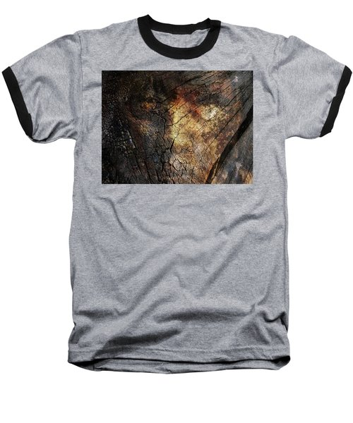 Baseball T-Shirt featuring the photograph Tree Memories # 21 by Ed Hall