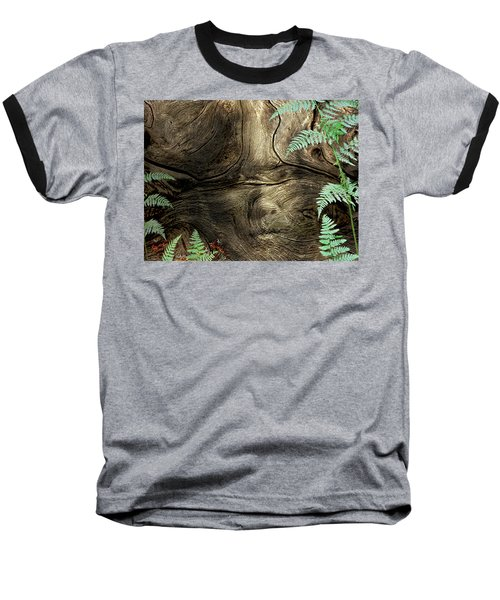 Baseball T-Shirt featuring the photograph Tree Memories # 32 by Ed Hall
