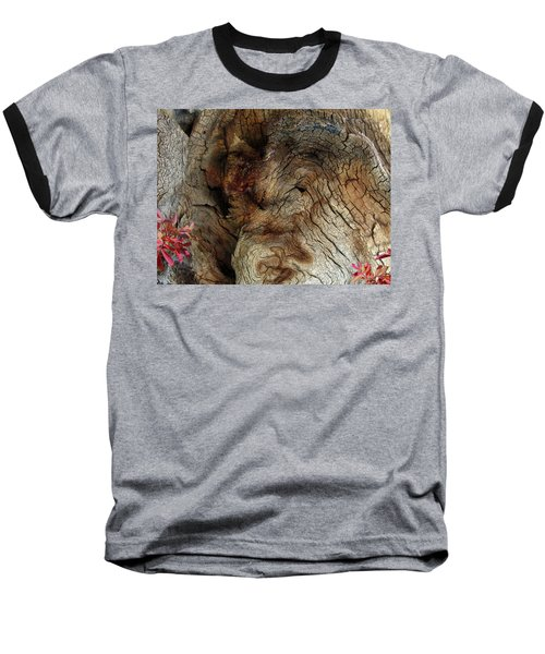 Baseball T-Shirt featuring the photograph Tree Memories # 34 by Ed Hall