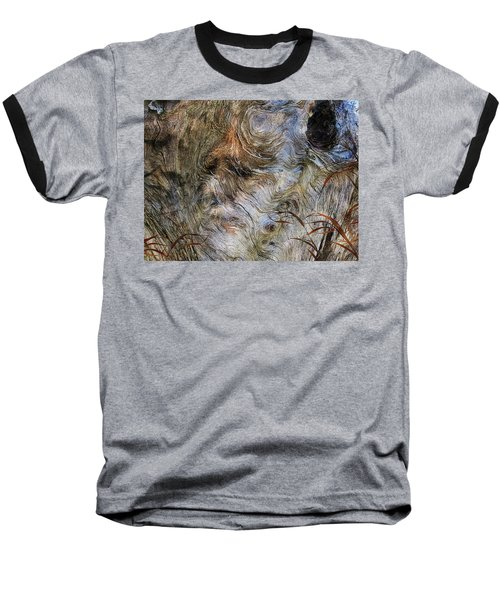 Baseball T-Shirt featuring the photograph Tree Memories # 35 by Ed Hall