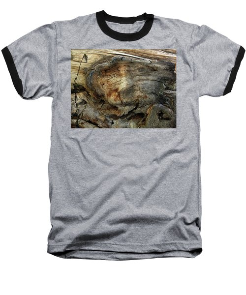 Baseball T-Shirt featuring the photograph Tree Memories # 36 by Ed Hall
