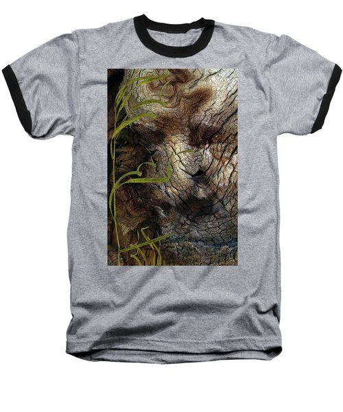 Baseball T-Shirt featuring the photograph Tree Memories # 37 by Ed Hall