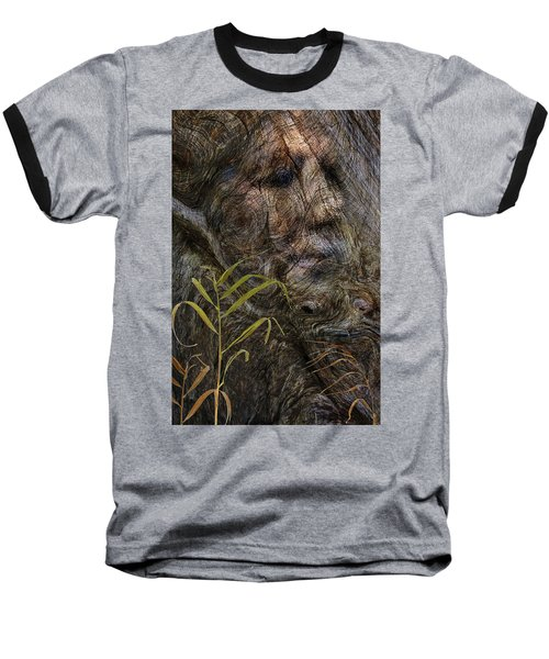 Baseball T-Shirt featuring the photograph Tree Memories # 39 by Ed Hall