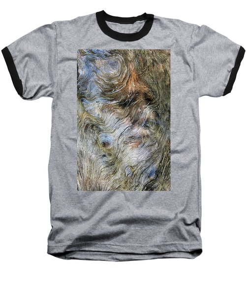 Baseball T-Shirt featuring the photograph Tree Memories # 40 by Ed Hall