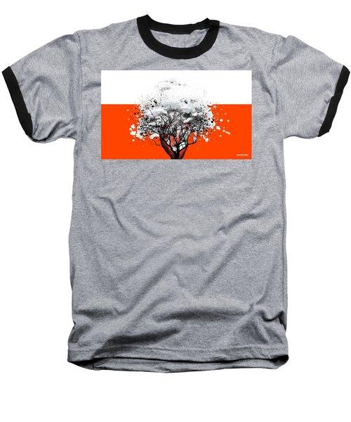 Tree Of Feelings Baseball T-Shirt