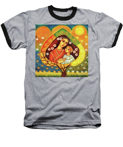 Tree Of Life II Baseball T-Shirt