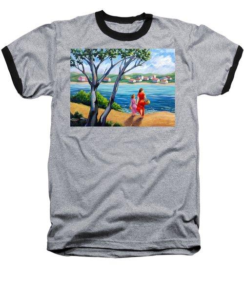 Tree Of Life Baseball T-Shirt