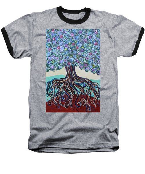 Tree Of Life-spring Baseball T-Shirt