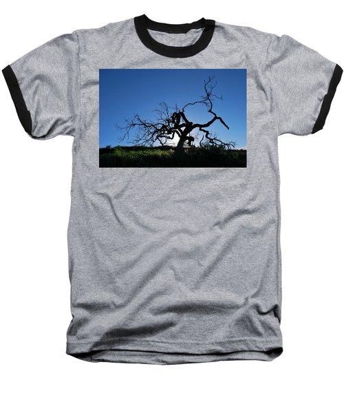 Baseball T-Shirt featuring the photograph Tree Of Light - Straight View 2 by Matt Harang