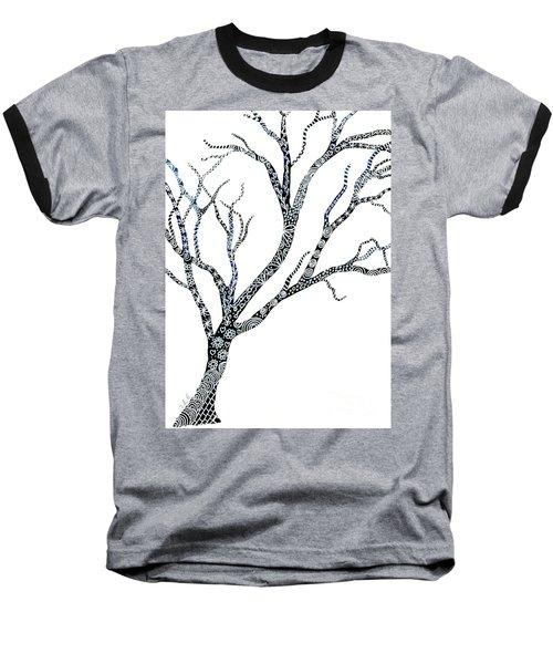 Tree Of Strength Baseball T-Shirt